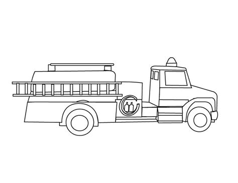 free coloring pages fire truck printable printable big fire truck coloring pages fire engine