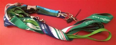 nastri porta badge vendita lanyard portabadge e portapass personalizzati