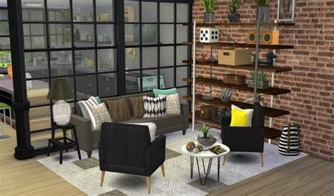 Deco Esprit Loft Industriel by D 233 Co Loft Moderne Industriel Artiste