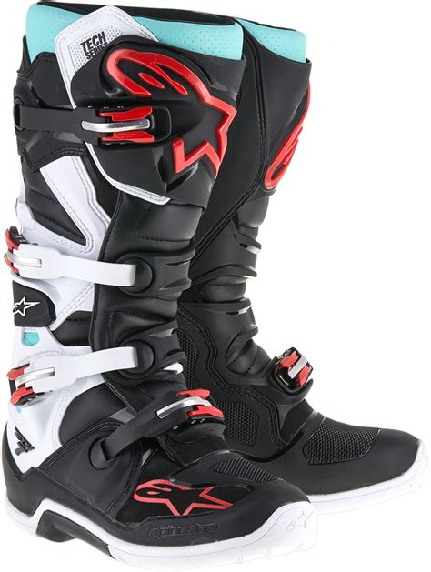 size 8 motocross boots alpinestars tech 7 offroad motocross boots all sizes all