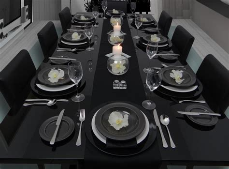 set up dinner table for any party whisk affair 17 images about theme table settings on pinterest jade