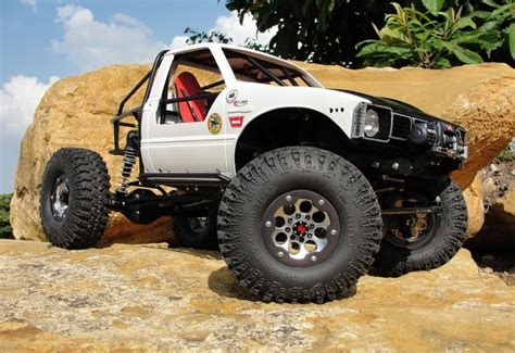 Toyota Rc Crawler Rc Hilux 4wd Rc Rigs And Bowties