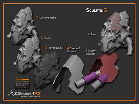 how to upgrade zbrush 4r2 zbrush 4r2 beta testing by nicolas garilhe
