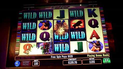 penny slot machines red lions penny slot machine bonus win youtube