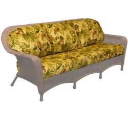 Santorini Patio Furniture Replacement Cushion Tortuga Outdoor Lexington Wicker