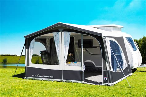 Electric Awnings For Caravans by Walker Touring Plus