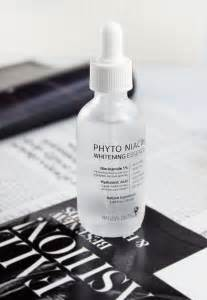 Pacific Phyto Niacin Whitening Tone Up 1 pacific phyto niacin whitening essence review before after