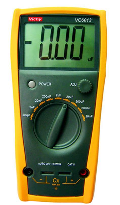 capacitor multimeter china capacitance multimeter vc6013 china capacitance multimeter
