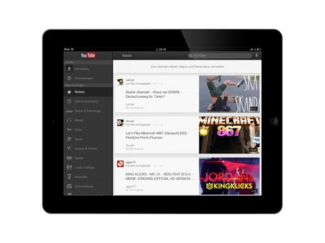 youtube layout changes ipad stefan metze blogger webdesigner responsive web design