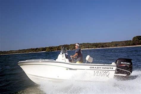 grady white boats net worth grady white fisherman 180 review trade boats australia