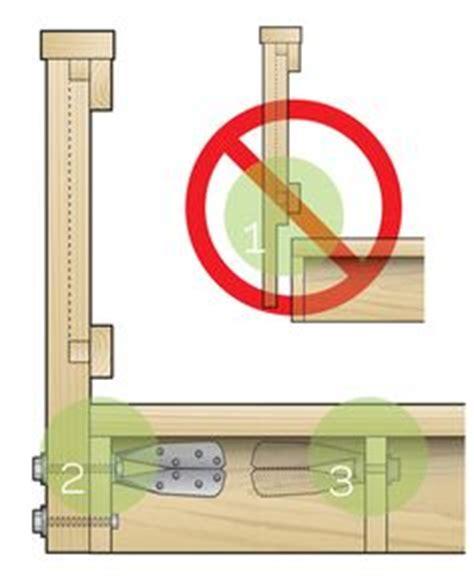 43 carpinter 237 a ebanister how to install 4x4 posts for deck handrails framing