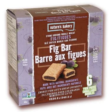 Dijamin Nature S Bakery Whole Wheat Fig Bar Original Box Of 6 buy nature s bakery whole wheat fig bars at well ca free