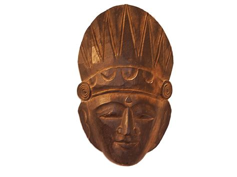Handcrafted Masks - handcrafted mask wooden mask from bali now at craft montaz
