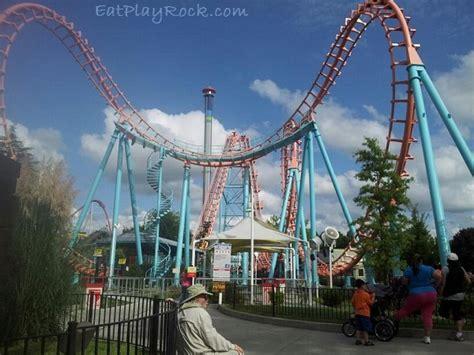 theme park north carolina carowinds amusement park in charlotte nc eat play rock