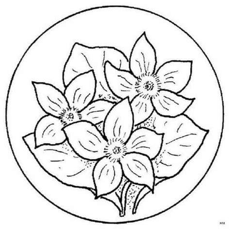 imagenes de mandalas con flores dibujos de mandalas de animales y flores para colorear