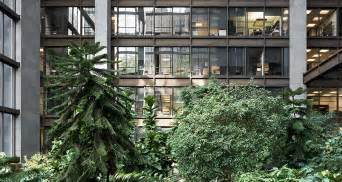 Ford Foundation The Landscape Architecture Legacy Of Dan Kiley The