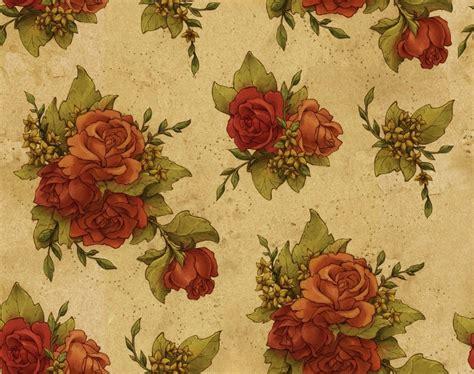 floral prints vintage floral print wallpaper wallmaya com