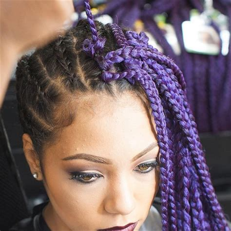 using differentcolored extensions for senegalesetwist i tried diy crochet braids and this is what happened blavity