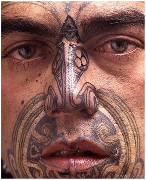face tribal tattoo tribal tattoos designs pictures page 7