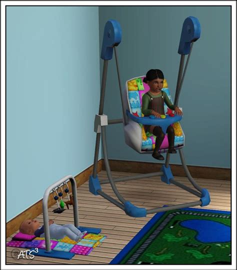 sims 4 baby custom content around the sims 3 custom content downloads objects