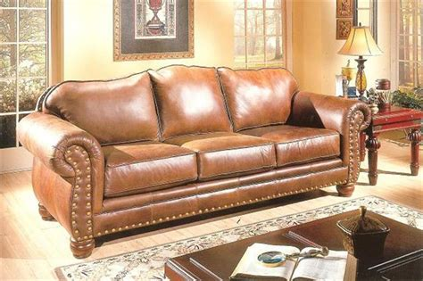 Rustic Leather Sofas Bradley S Furniture Etc Rustic Leather Collections