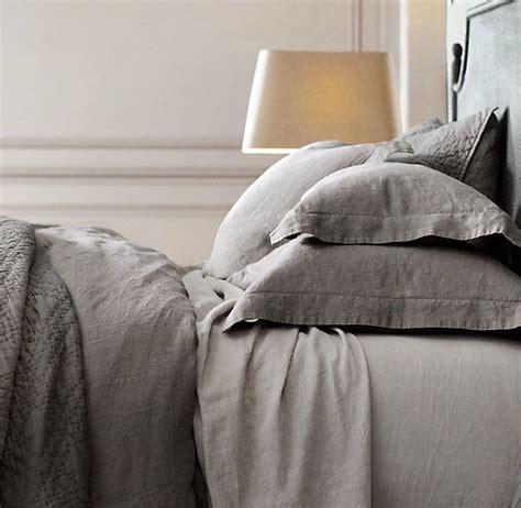 belgian linen bedding stonewashed belgian linen bedding collection rh king