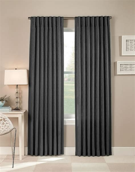 contemporary drapery panels 7 best images about living room dining room curtains on