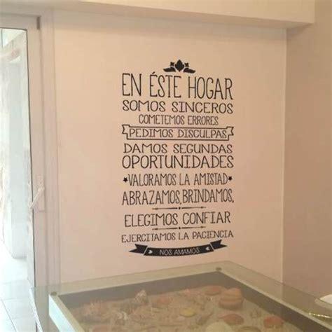 como decorar textos decorando con textos las paredes decorar net