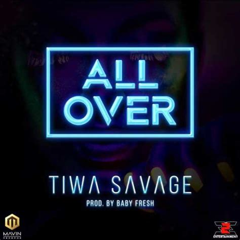 all over the house music video tiwa savage all over 187 music 187 hitvibes