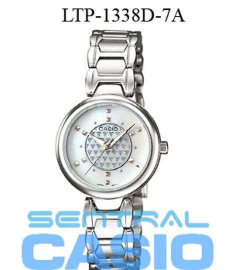 Casio Original Wanita Ltp 1380d 7 Standard Analog Harga Termurah ltp 1338d 7a