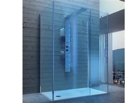 docce in cristallo box doccia cristallo bagno la doccia in cristallo