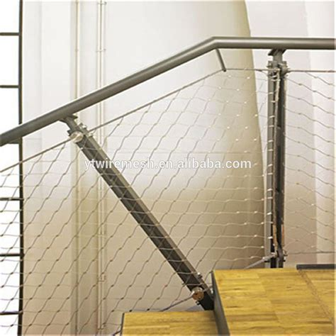 Banister Netting by X Tend Inox Balustrade And Staircase Wire Rope Net In 2015