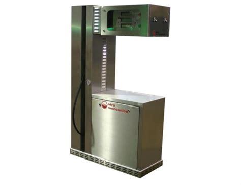 dispense meccanica container da 10 completo di compressore pannello
