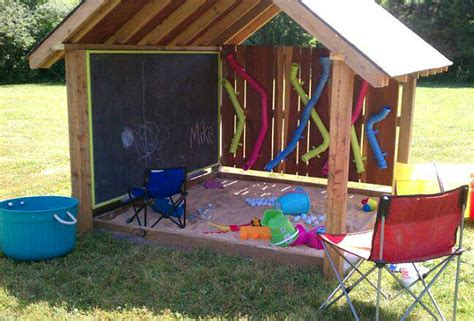 backyard playhouse ideas genius outdoor summer ideas for crafty morning