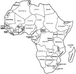 Which Animals Are Colour Blind Best Photos Of Black And White Map Of Africa Black And