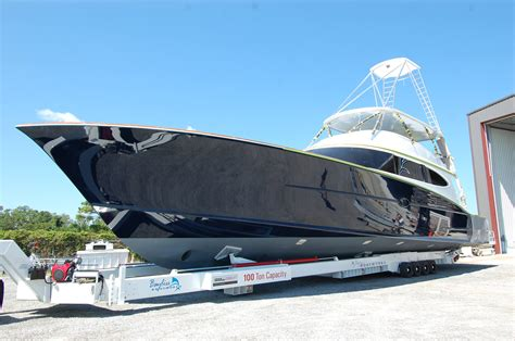 yacht trailer used boat trailers for sale yacht boat autos post