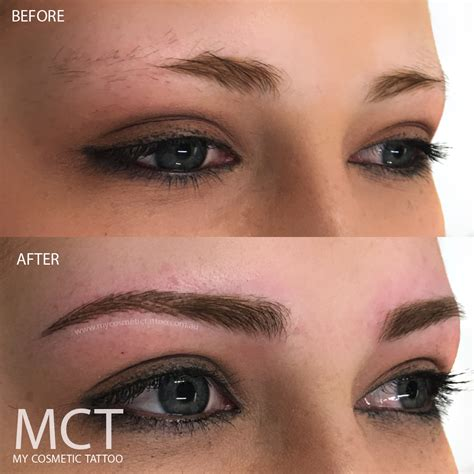 eyebrows tattoo shop hybrid 6d brow my cosmetic