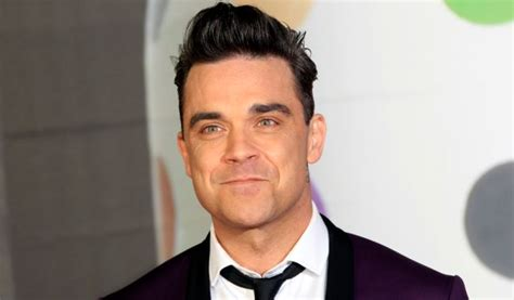 Someone Doesnt Like Robbie Williams by Robbie Williams Has Big News But Take That Fans Probs Won