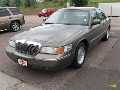 Www Gray | 1999 medium grey metallic mercury grand marquis ls