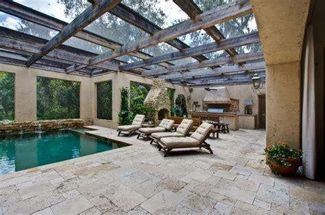 18 Extraordinary Luxurious Mediterranean Patio Designs You Mediterranean Patio Design