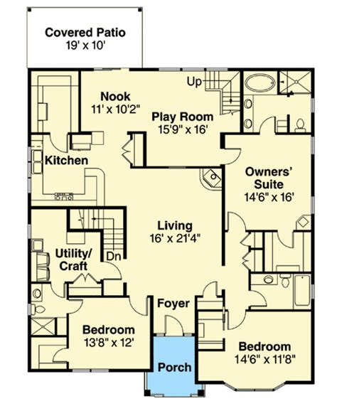 sloped lot floor plans for the front sloping lot 72741da architectural