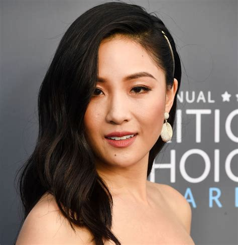 Constance Gold Shw constance wu s gold hair looks like a beautiful