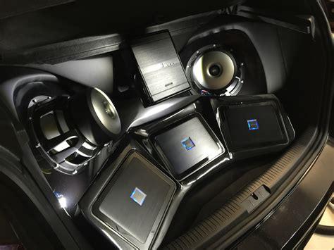golf    alpine twist tonkins  car solutions