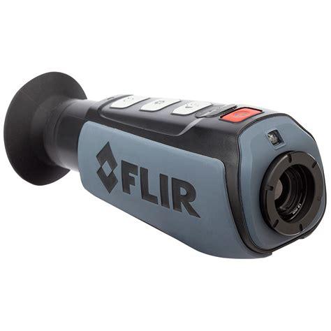 flir vision flir scout 240 ntsc 240 x 180 handheld thermal