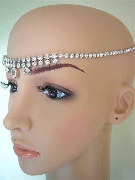 Wedding Hair Accessories Deco by Bridal Headband Deco Great Gatsby Bridal Hair