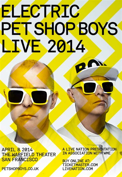 posters pet shop boys images