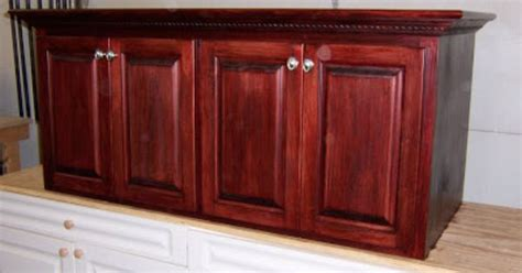 red mahogany kitchen cabinets red mahogany oak cabinets kress woodworks lafayette