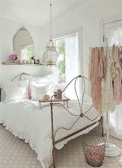 vintage chic bedroom house home garden shabby chic bedroom