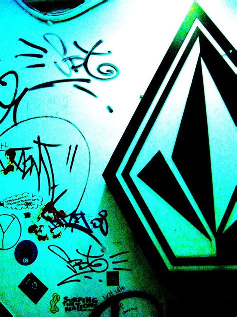 wallpaper keren volcom rona wallpaper