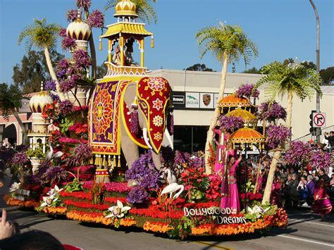 2016 rose bowl parade floats rose bowl parade float 48 pieces jigsaw puzzle